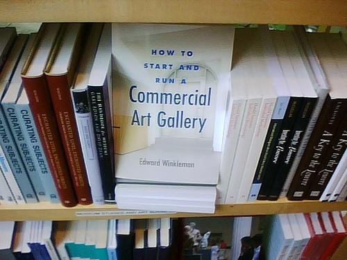 collect art books