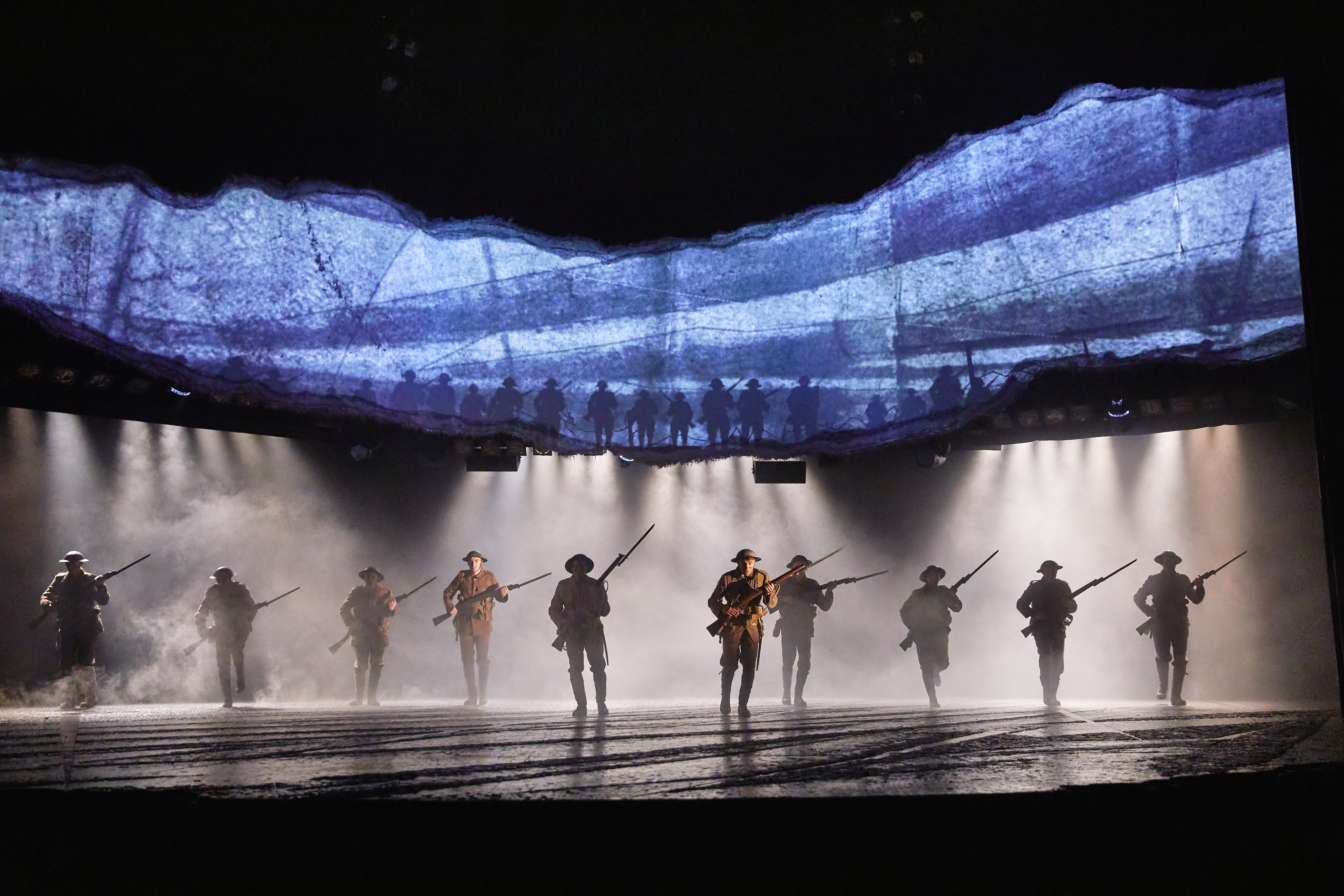 war horse review Birmingham hippodrome