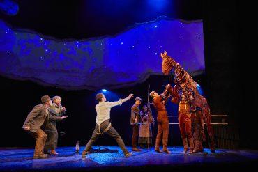 theatre review birmingham hippodrome