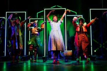 wizard of oz birmingham rep